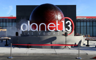 Planet 13 in Las Vegas